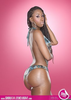 SHOW 23 IS NOW LIVE -COVER BRIA MYLES - JOIN TODAY! 1