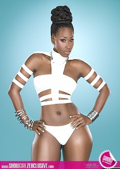 SHOW 23 IS NOW LIVE -COVER BRIA MYLES - JOIN TODAY! 2