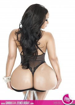 REALITY TV STAR TAHIRYS NEW BL20 SEXY IMAGES & VIDEO 2