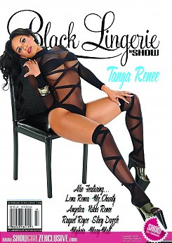 BLACK LINGERIE 24 ON SALE NOW! GET YOUR COPY TODAY! 1