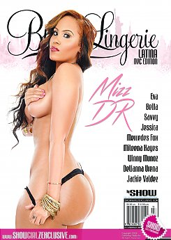 BLACK LINGERIE 25 LATINA EDITION ON SALE TODAY!!! 2